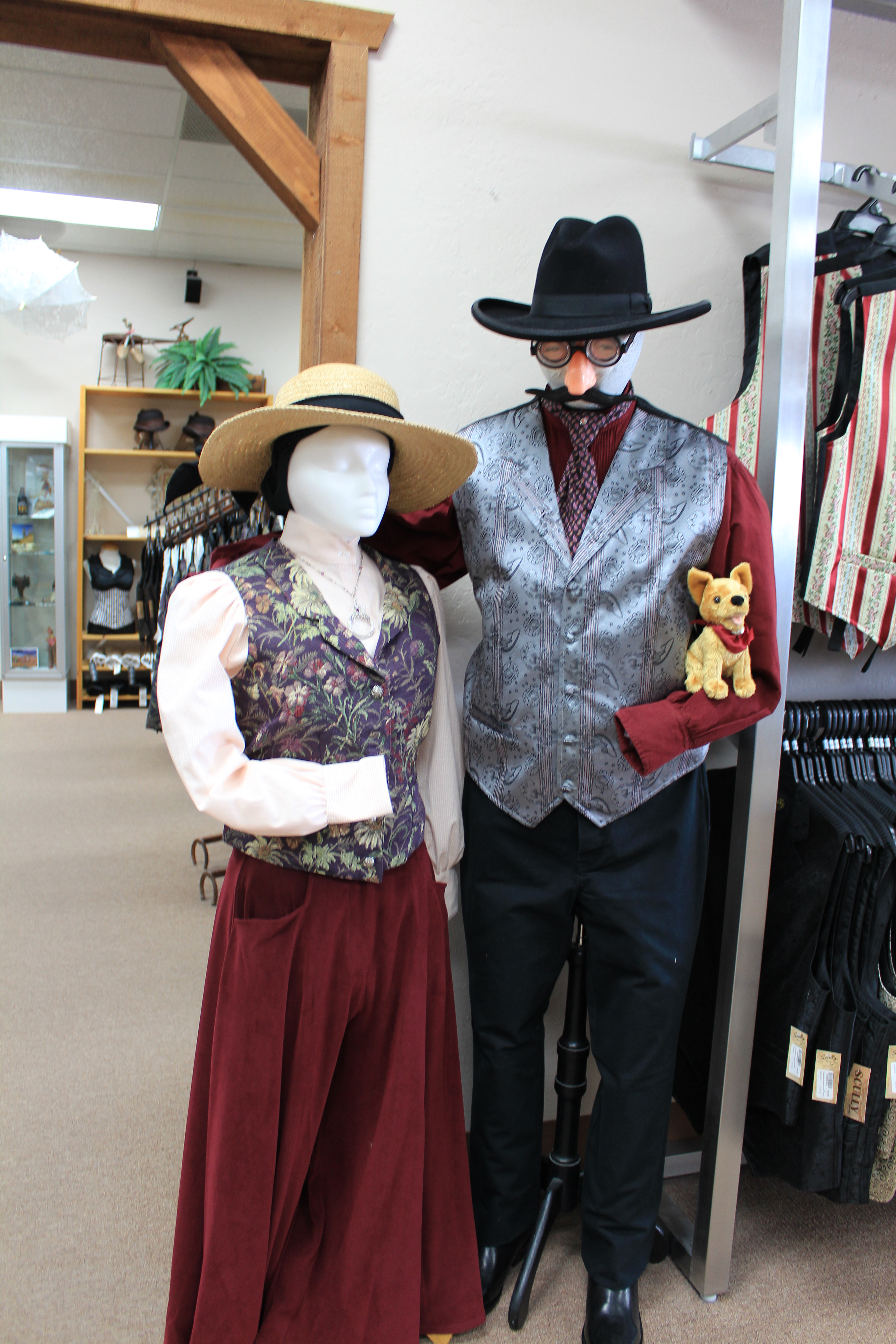 Guns! Cowboy Action Shooting Clothing